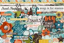 {Soap Is For Sissies} Digital Kit Collab by Digilicious Design & Sugary Fancy