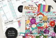 {Planners} Digilicious Design Planner Products