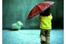 lovely rain mood