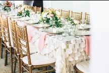 { wedding tablescapes } / A beautiful tablescape makes for a memorable day.  Get glam for your wedding!  For other glamorous ideas, check out Posh Purpose!  http://poshpurpose.blogspot.com