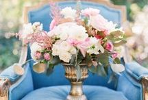 { wedding florals } / Get glam for your wedding!  For other glamorous ideas, check out Posh Purpose!  http://poshpurpose.blogspot.com