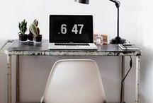 HOME SWEET HOME / Interior & Design  Arbeitsplatz, Office,Productivity, Organization, Workspace, Motivation, Dream Home, Interior, Büro, Möbel, Wohnung, Flat, Traumwohnung, Einrichtung, Dekorieren, Deko