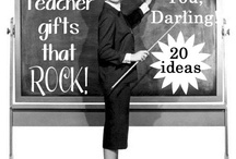 Teacher Appreciation / by Shalon Bull