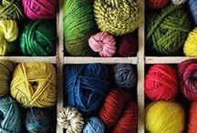 Fabrics and yarn (Shut up and take my money!)