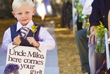Gettin' Hitched / Things that would be great in someone/anyone's wedding! / by Emma Auckram