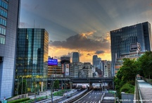 TOKYO SUNSET / by deloprojet