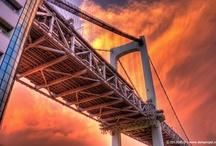 Rainbow bridge Tokyo / Photography / by deloprojet