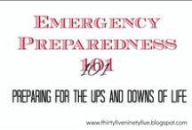 Emergency Preparedness / by Carrie Perrins 3595