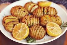 { savories and sides } / Savory recipes I developed, have tried, want to try, or just like the picture. Yum!  For more recipes and kitchen goodness, check out Posh Purpose @ http://poshpurpose.blogspot.com!