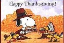 Thanksgiving / by Shalon Bull