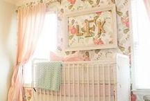 { lullabies } / Sweet chubby babies need a welcoming place to learn and grow.  I love all these ideas for the future bambinos in my life!  For more home inspiration, check out Posh Purpose!  http://poshpurpose.blogspot.com