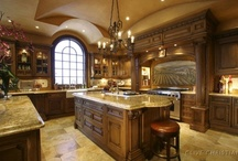 In The Home: Kitchen & Dining Room / Ideas for the Kitchen and Dining Rooms :)