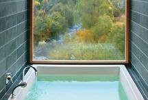 In The Home: Bathroom / Bathroom Ideas