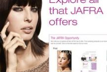 Why I Love JAFRA /     JAFRA is a leading direct-sales producer of beauty products, marketing in 18 countries throughout Latin America, North America, Europe and Asia. Over 550,000 independent Consultants generate sales in excess of half a billion US dollars, marketing the JAFRA brand of skin and body care, color cosmetics, spa, men's skin care and grooming products, and fragrances.   Headquartered in Westlake Village, California, JAFRA has been a member of the Vorwerk group since 2004.  / by Norma Lopez