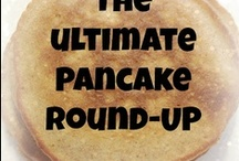 Pancakes / The Ultimate Pancake Round-Up! / by Carrie Perrins 3595