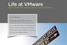 Life at VMware newsletter