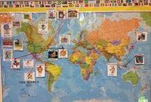 School Go Global / by Paula Bronn