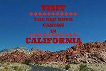 California / California // USA // #redrockcanyon #canyon #california #usa #america / by Lilies Diary