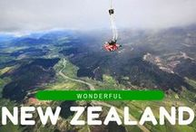 New Zealand / by Lilies Diary