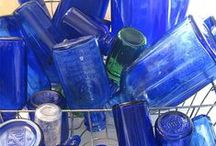 Color Focus -  Cobalt / The blue we see everywhere! / by York Home