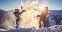 REISEZIELE FÜR DEN WINTER / Die schönsten schneebedeckten Ecken dieser Erde. Egal ob mit dem Snowboard, den Skiern oder dem Schlitten, wir haben für alle die besten Tipps und Informationen für den perfekten Winterurlaub. Winter, Snowboarding, Ski, Berge, Mountain, Winterwunderland, Schnee, Berggipfel, Gletscher, Alpen.