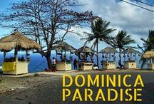 Dominica Paradise / Being on an island, almost just on your own? Possible on Dominica! / by Lilies Diary