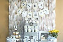 Baby shower ideas / by Blaynie Harris