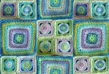 Crochet Motifs & Appliques / Crochet / by Rosemarie