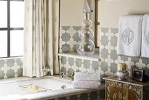 { bath bliss } / Planning for my future of soaker tubs and big showers!  For other glamorous ideas, check out Posh Purpose!  http://poshpurpose.blogspot.com