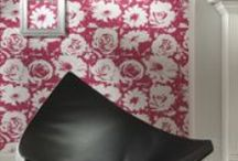 Removable Wallpaper / Be Sure!  This wallpaper is easy to install and completely removable!  Guaranteed with Sure Strip™.