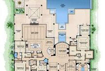 In The Home: Floor Plans / by Emma Auckram