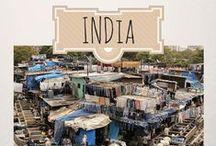 Indien - das Land der Kontraste / by Lilies Diary