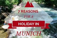 München I Munich / 7 Reasons for a holiday in Munich / by Lilies Diary