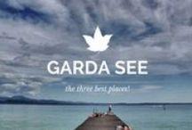 Gardasee / #Urlaub am #Gardasee – Die drei schönsten Orte  #BellaItalia! Als Kind war dieses Land der Ort, an dem ich meine Sommerferien verbracht habe. Doch je älter ich geworden bin, desto weniger habe ich mich dafür interessiert. Warum Italien und der #Gardasee, wenn ich die #Welt sehen kann? Weil das Schöne manchmal so nah ist? Genau! Und davon habe ich mich nun wieder überzeugt. Ich war vier Tage am #Gardasee in #Italien und was soll ich sagen – Bella Italia macht seinem #Bella alle Ehre. / by Lilies Diary
