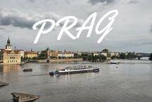 Prag - a wonderful city with two faces / This collection is about #Prag! // #prag #praha #prague #tschechien #czech #czechrepublic #moldau #travel #citytrip / by Lilies Diary