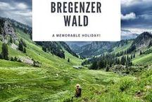 Bregenzerwald / 7 Tipps für einen unvergesslichen Urlaub im Bregenzerwald / BREGENZERWALD // 7 tipps for a memorable holiday in the Bregenzer forest / zum Post: http://www.lilies-diary.com/bregenzerwald/ / #bregenz #bregenzerwald #forest #holiday #vacation / by Lilies Diary