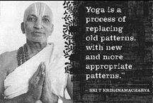 Vinyasa Krama Yoga / by Meghan Mackintosh