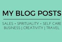 My Blog Posts / by Meghan Mackintosh
