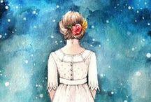 Watercolours / by Meghan Mackintosh