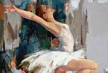 Oil Paintings / by Meghan Mackintosh