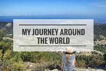 MY JOURNEY AROUND THE WORLD / This pin board is about my #journeys around the #world. You can find all the articles on my #blog: http://www.lilies-diary.com/en/ / by Lilies Diary