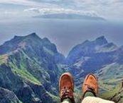 WANDERN UND OUTDOOR / Wir wandern durch die Welt. Aktiv sein, die Bergluft schnuppern oder über die Klippen am Meer wandern. Wir haben viele Reiseziele zu Fuß für euch erprobt und möchten euch auf diesem Pinterest Board die schönsten Wanderwege und Outdoor Aktivitäten mitnehmen. Outdoor, Sport, Wandern, Hiking, Reiseziele, Berge, Südtirol, Meer, Nature, Natur, Klettern, Mountainbike.