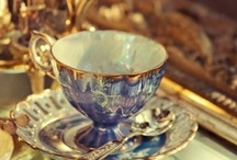 Tea Cups / by Donna Levi