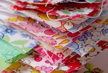Fabric / by Red Pepper Quilts