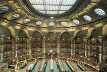 Bookstores & Public Libraries / by Simone Rodrigues