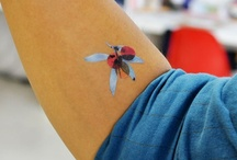 Tattoos & p i e r c i n g s / by Gemma Correll