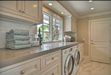 Laundry Room / Great Ideas for the laundry room! / by Simone Rodrigues
