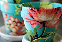 DIY Craft Ideas / Do-it-yourself projects that I want to try! / by Kristen Smith