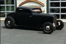 Hot Rods / by Mike Whisten - 12M Design