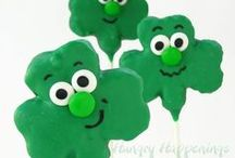 Lucky Charms / Fun Ideas for St. Patrick's Day!